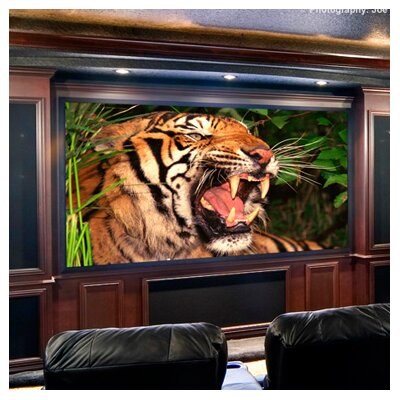 ShadowBox Clarion Fixed Frame Projection Screen