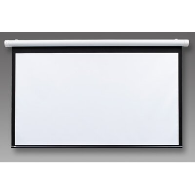 "Salara Series M White Manual Projection Screen Size/Format: 106"" diagonal / 16:9"