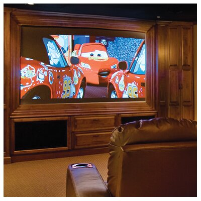 Onyx with Vertex Fixed Frame Projection Screen