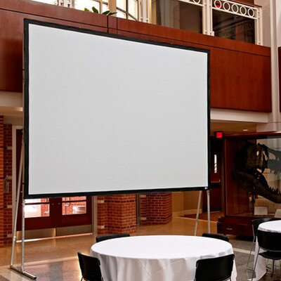 "Ultimate Cineflex Portable Projection Screen Size / Format: 220"" diagonal / 16:9"