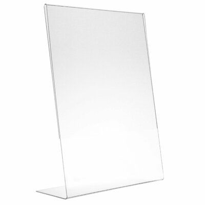 Deluxe Acrylic Sign Holder