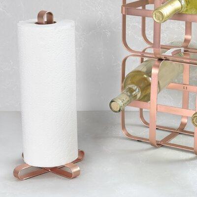 Pulse Paper Towel Holder Finish: Copper