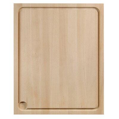 Indu+ Doppio Beech Cutting Board