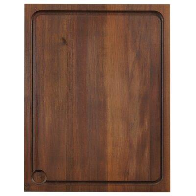 Indu+ Cutting Board in Walnut