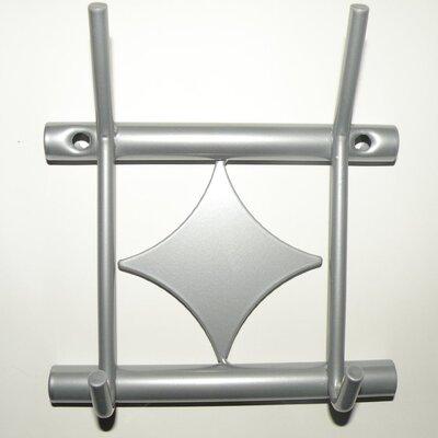 Haku Hanno Hook Rack with 4 Hooks
