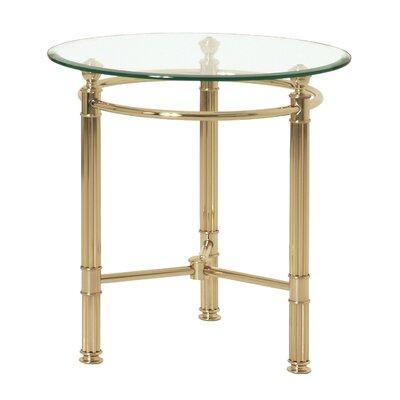 Haku Madras Round Side Table