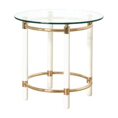 Haku Palucca Round Side Table