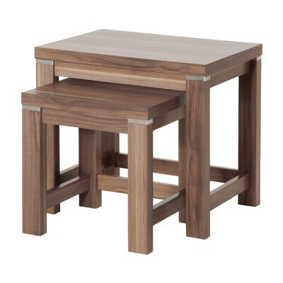 Haku Salsa 2-Piece Nesting Table