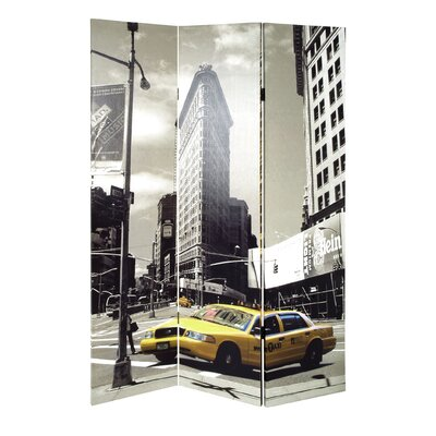House Additions 180cm x 120cm 3 Panel Room Divider