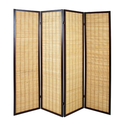 House Additions 178cm x 182cm 4 Panel Room Divider
