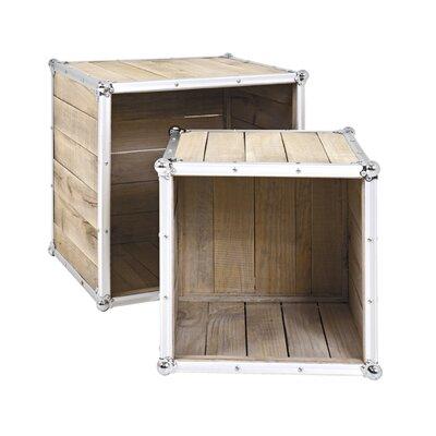 Haku 2-Piece Nesting Table Set