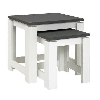 Haku 2 Piece Side Table Set
