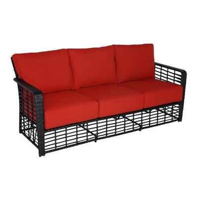 Melrose Sofa with Cushions Fabric: B Grade