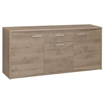 Gami Palace 3 Door 1 Drawer Sideboard