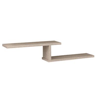 Gami Quadra 2 Shelf Accent Shelf