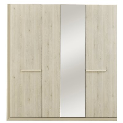 Gami Siena 4 Door Wardrobe