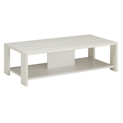 Gami Clemence Coffee Table with Magazine Rack