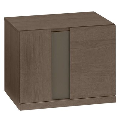 Gami Belem 1 Drawer Bedside Table