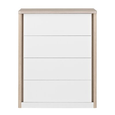 Gami Messina 4 Drawer Chest of Drawers