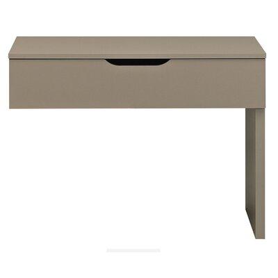 Gami Brooklyn 1 Drawer Bedside Table