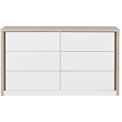 Gami Messina 6 Drawer Chest of Drawers