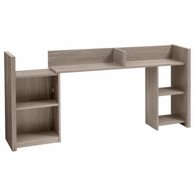 Gami Hangun Solid Wood Bunkbed Bookcase