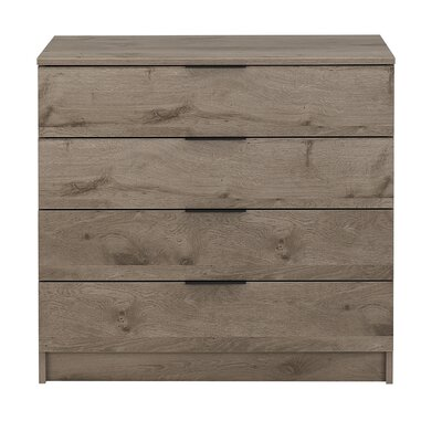 Gami Brooklyn 4 Drawer Chest of Drawers
