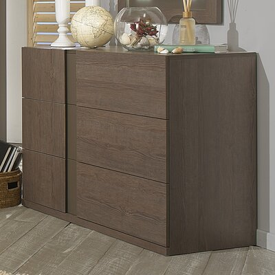 Gami Belem 3 Drawer Chest of Drawers