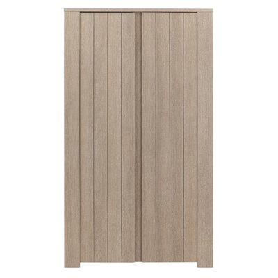Gami Naturela 2 Door Wardrobe