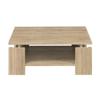 Gami Palace Square Coffee Table