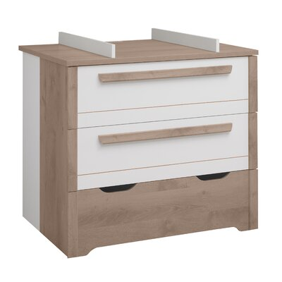 Galipette Kirsten 3 Drawer Chest of Drawers