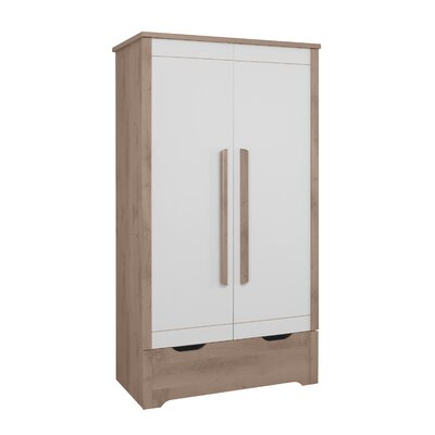 Galipette Kirsten 2 Door Wardrobe