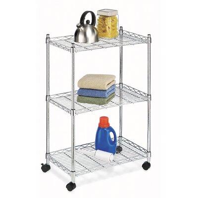 """Whitmor, Inc Jumbo 33"""" H 3 Shelf Shelving Unit"""