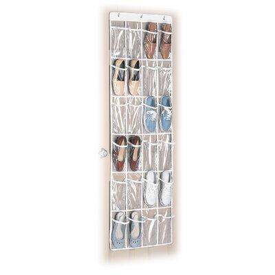 Whitmor, Inc 24-Pocket Overdoor Shoe Organizer