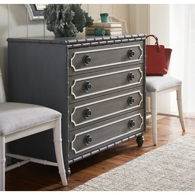 Viet Bamboo Hall Accent Chest