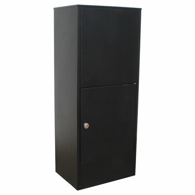 Allux Steel 1 Unit Parcel Locker