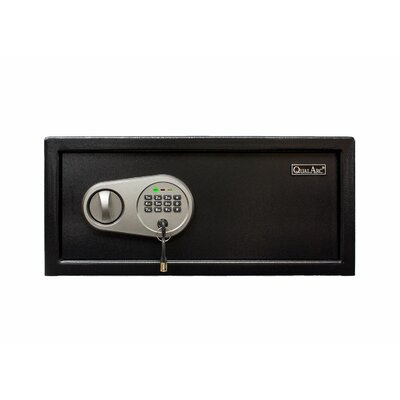 """Drawer Safe Box with Electronic Lock Size: 15"""" H x 17.4"""" W x 7.9"""" D"""