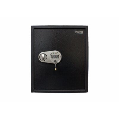 """Personal Safe Box with Electronic Lock Size: 18.1"""" H x 15.35"""" W x 14.2"""" D"""