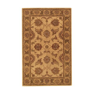 Noble House Imperial Beige/Gold Area Rug