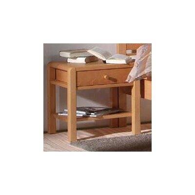 Malie Matratzen Nachttisch Fabian mit Schublade