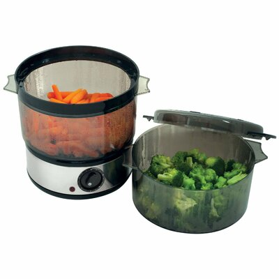 4-Quart Food Steamer