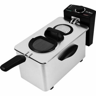 3 Liter Electric Deep Fryer