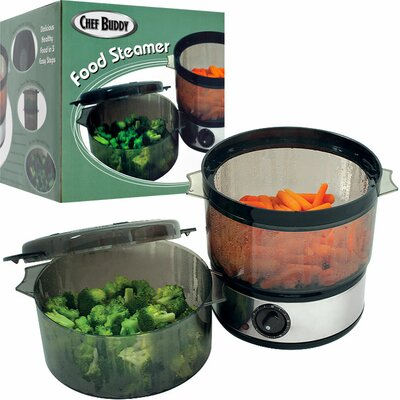 4-Quart Food Steamer