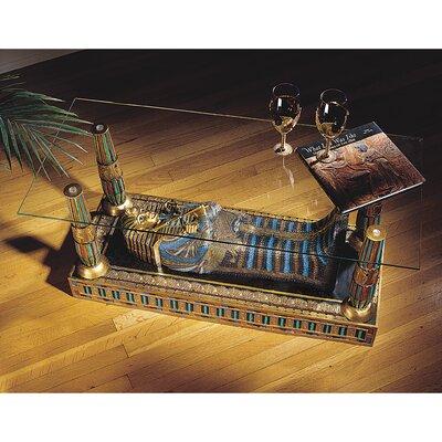Design Toscano Luxor Coffee Table