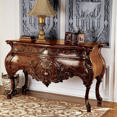 Le Piccard Bombe Console Table