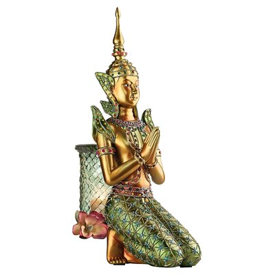 Design Toscano Bodhisattva Bestowing Blessings Figurine