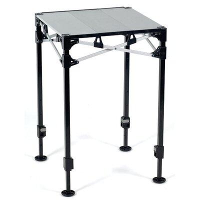 Instant Square Folding Table Size: 2' W x 2' L