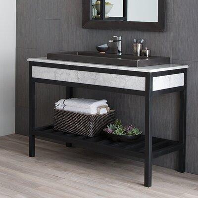 "Cuzco 49"" Single Bathroom Vanity Set"