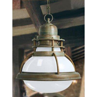 Moretti Luce Design-Pendelleuchte 1-flammig Meridania