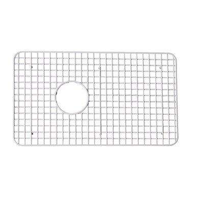 Wire Sink Grid for 6307 Kitchen Sink Finish: White